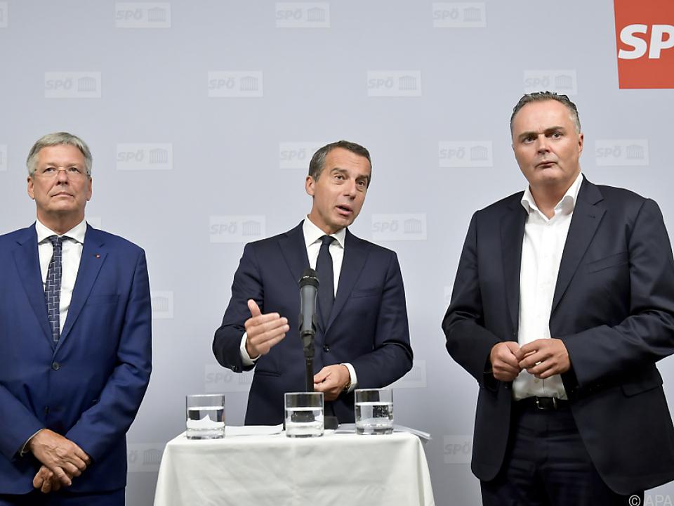 SPÖ-Ausländerpapier wurde ohne Gegenstimmen angenommen