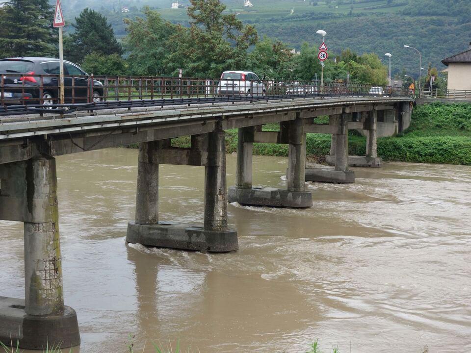 Etschbrücke Neumarkt