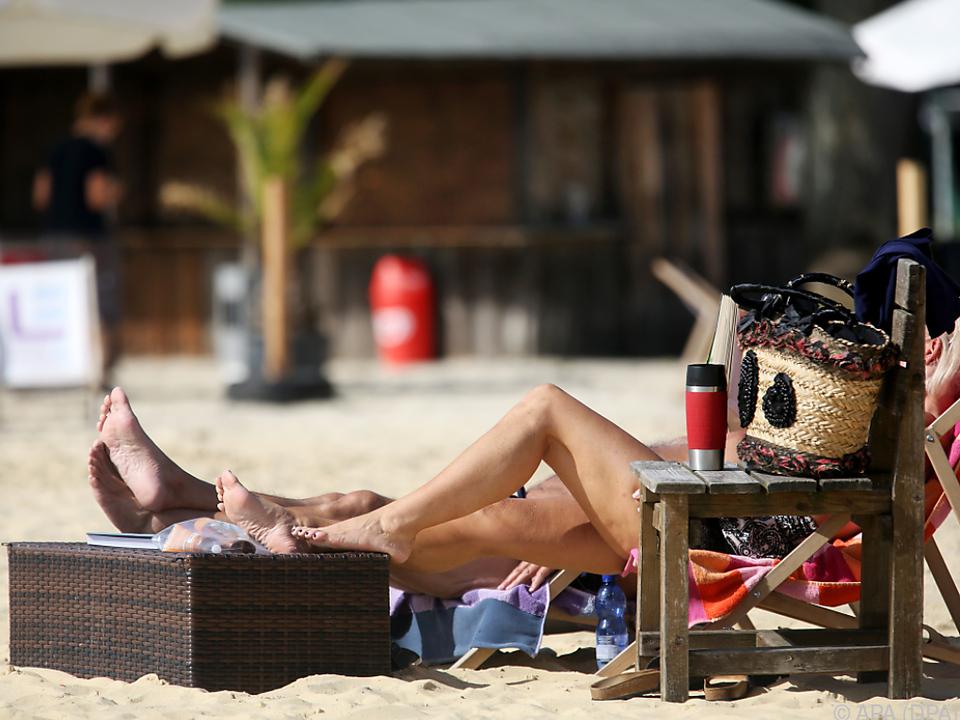 Strandurlaube dürften aber nach wie vor attraktiv sein
