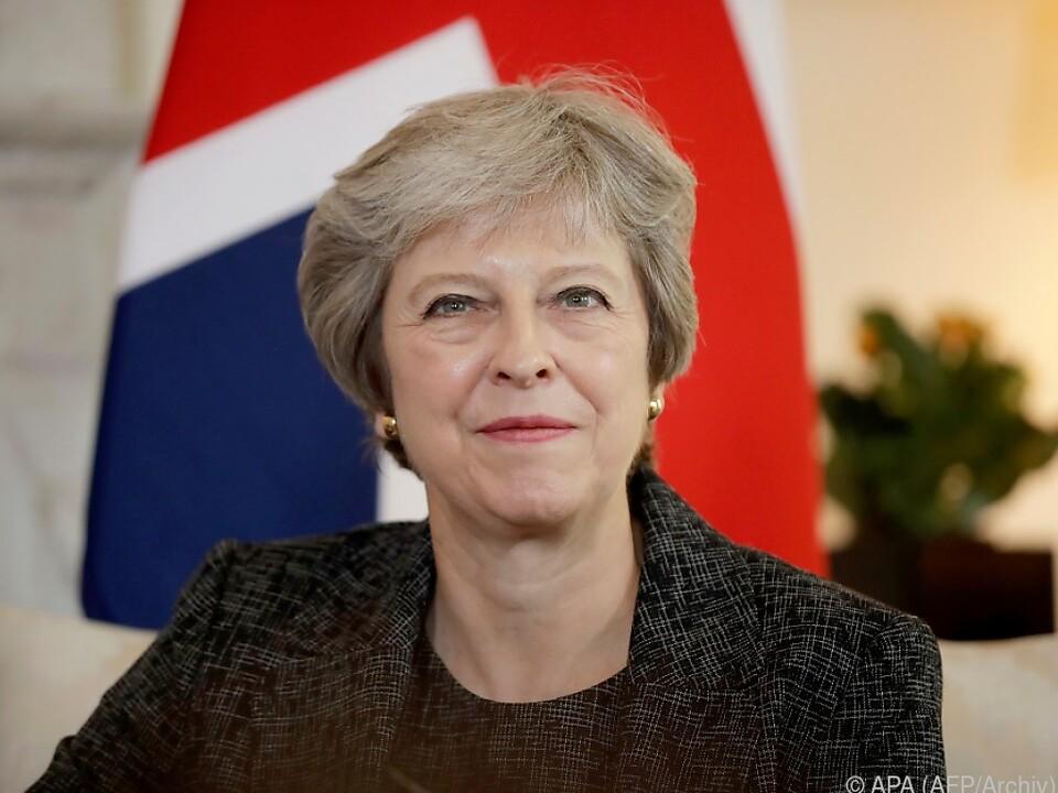 Theresa May bleibt unnachgibig
