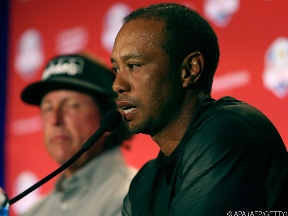 Tiger Woods Karriere drohte zu enden