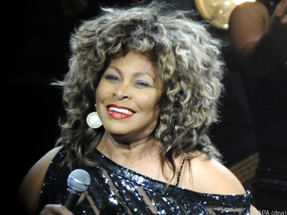 Tina Turner erlebte in ihrer Karriere viele Aufs und Abs