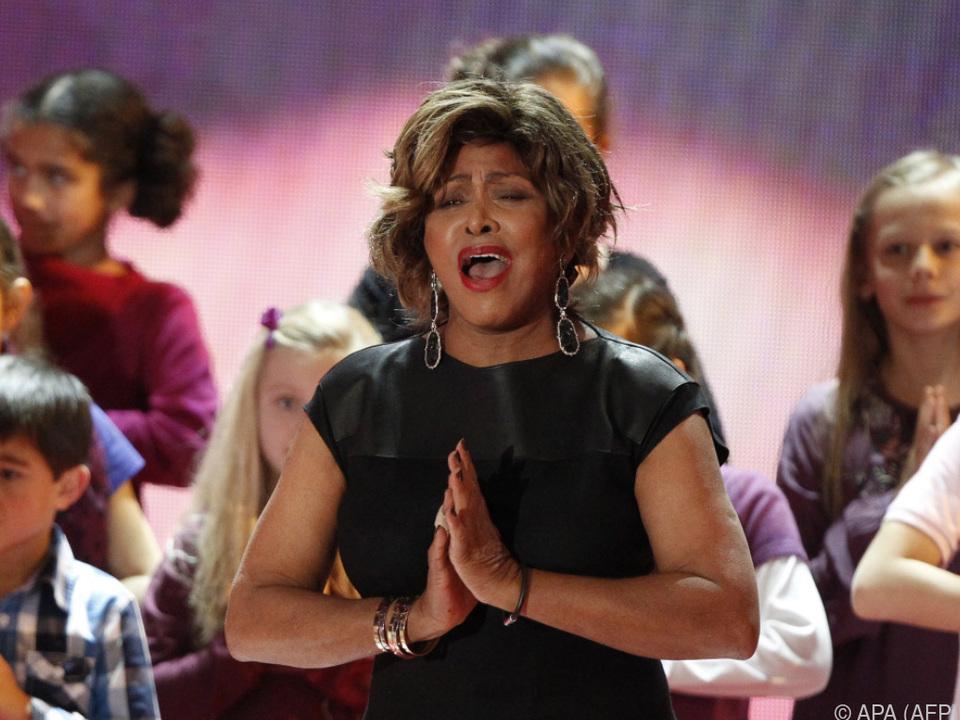 Tina Turner genießt ihren Ruhestand in der Schweiz