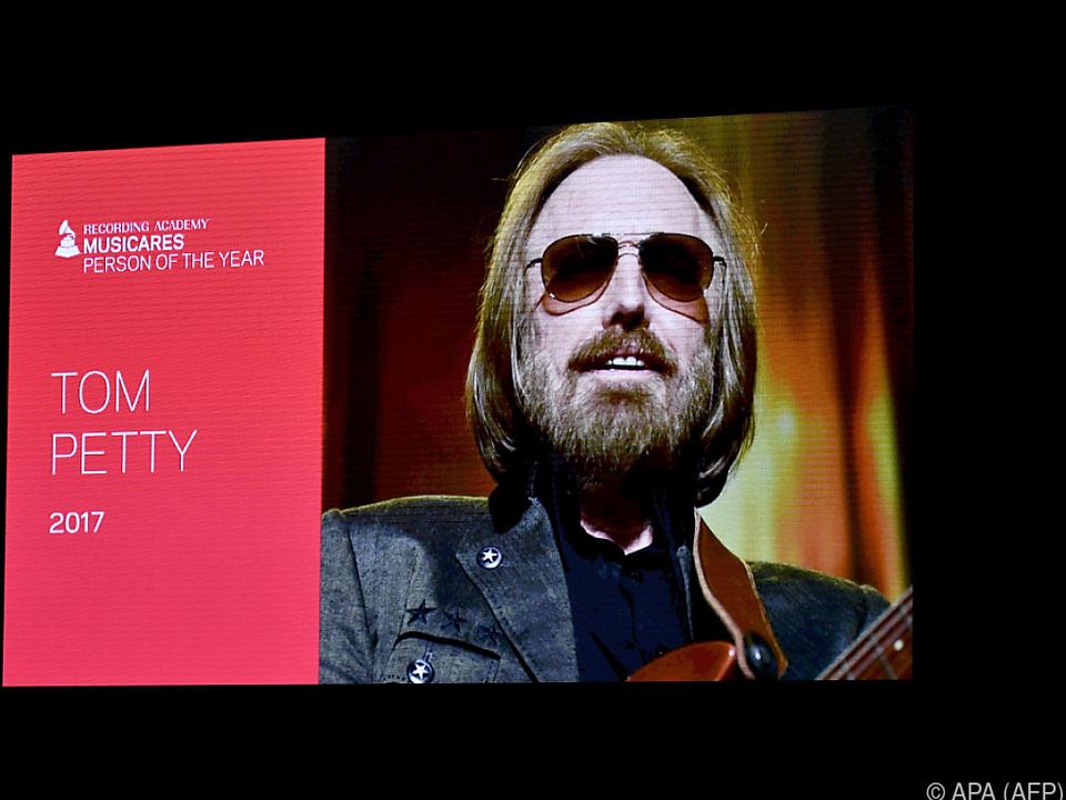 Tom Petty starb im Oktober 2017