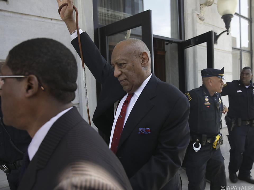 TV-Legende Bill Cosby drohen mehrere Jahre Haft