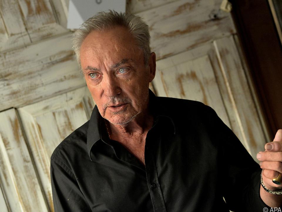 Udo Kier drehte seinen ersten Film in Wien