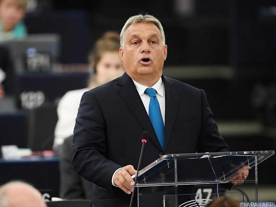 Ungarn argumentiert, dass die Zwei-Drittel-Mehrheit nicht gegeben sei