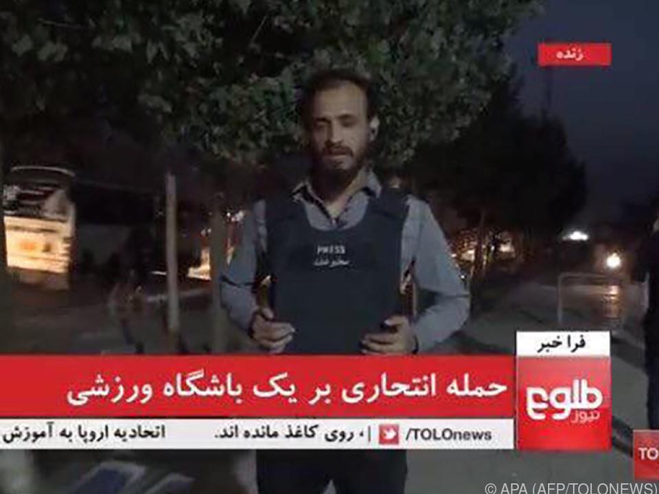 Unter den Todesopfern befanden sich auch Journalisten