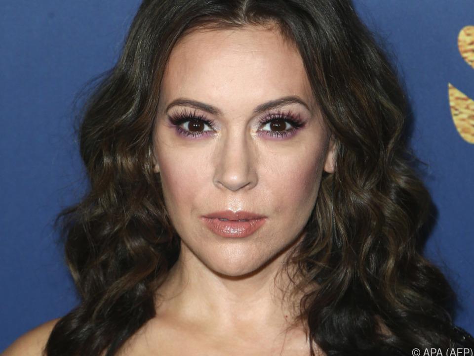 US-Schauspielerin Milano brachte #metoo in die Schlagzeilen