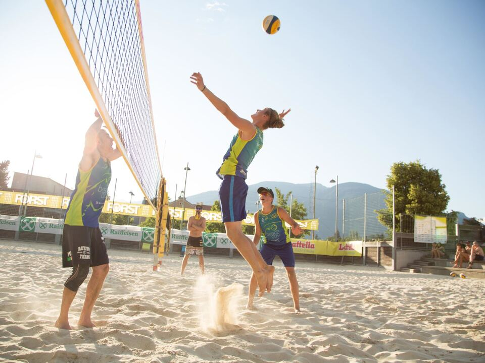 Raiffeisen Beachcup 2018