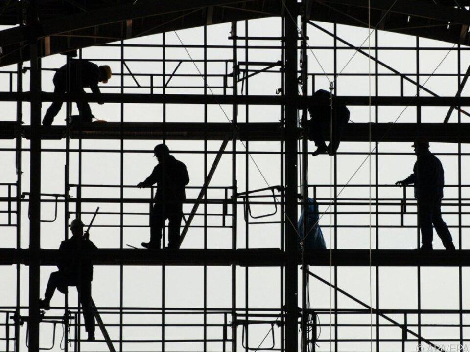 Viele Menschen sind trotz Arbeit arm