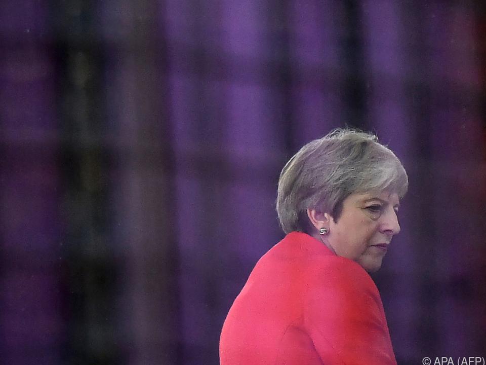 Vom Verlauf des Parteitags könnte Mays politisches Schicksal abhängen