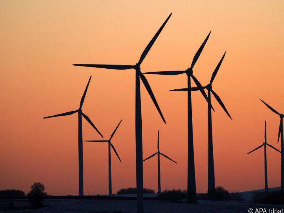 Windenergie spielt eine wichtige Rolle in der E-Wirtschaft