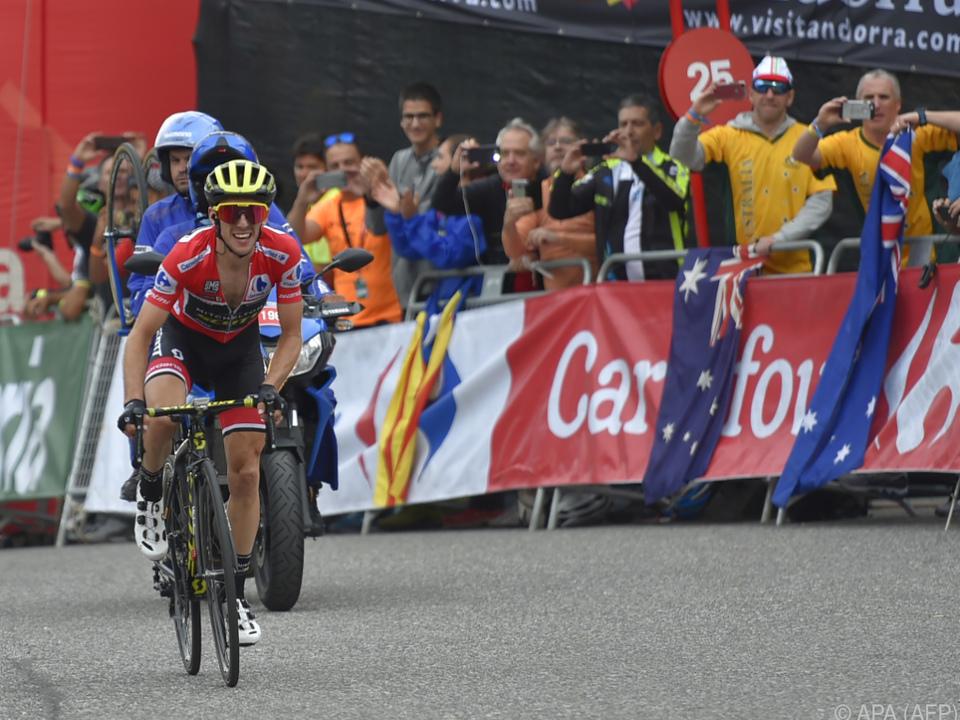 Yates entschied die Vuelta für sich