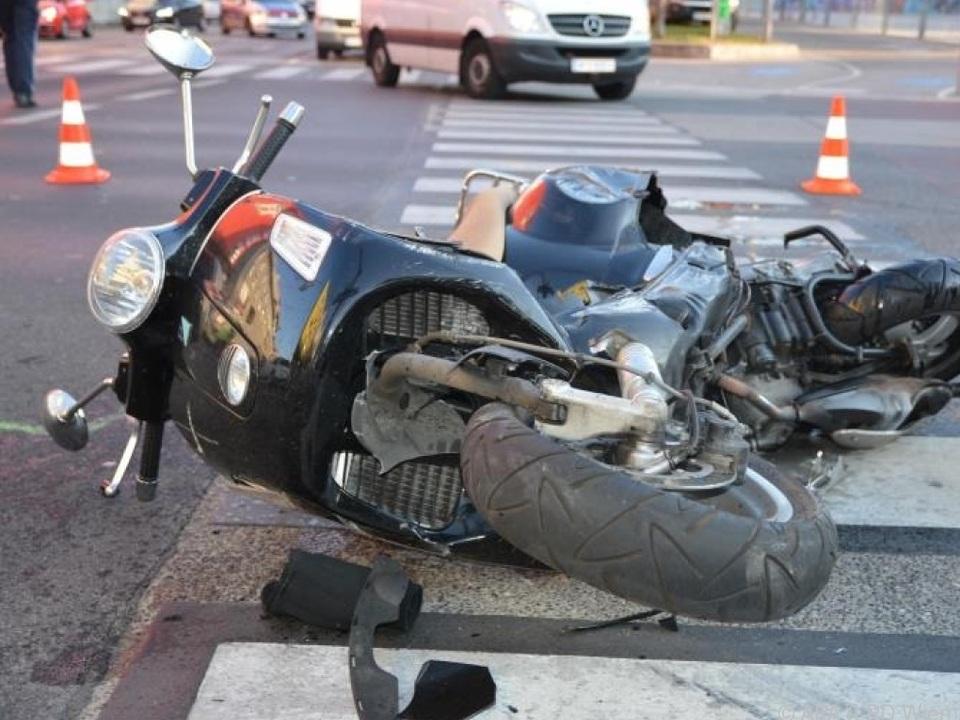 Zahl der Motorradunfälle gestiegen Motorradunfall