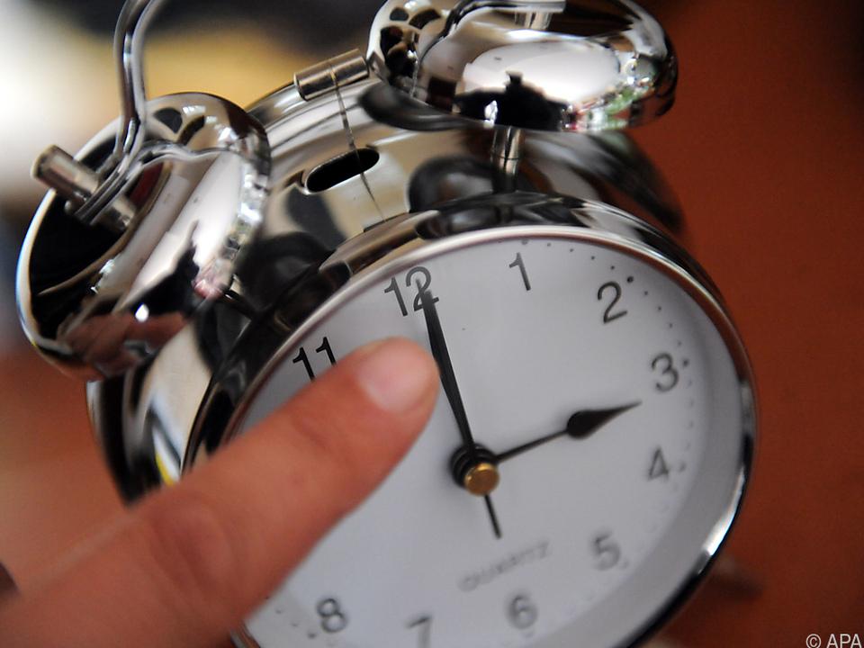 Zeitumstellung soll schon nächstes Jahr kein Thema mehr sein