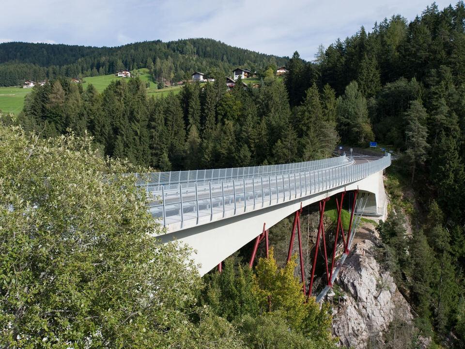 Brücke Hafling