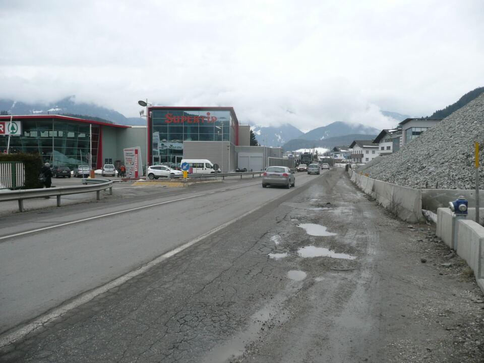 Kreisverkehr St. Lorenzen-Bruneck