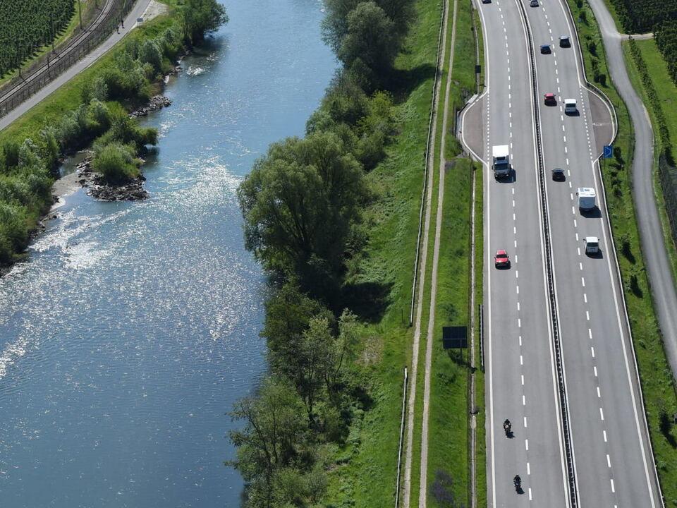 a22 Brennerautobahn Brenner Corridor