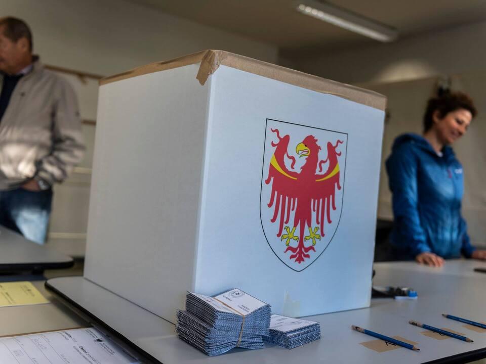 wahlurne landtagswahlen südtirol sy