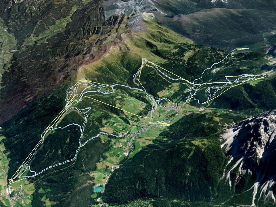 Skizone Sexten-Helm-Rotwandwiesen