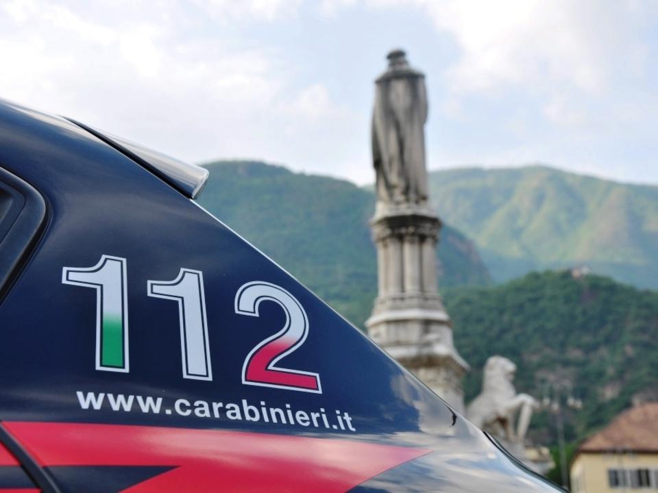 20181003 - carabinieri bolzano - controlli antidroga