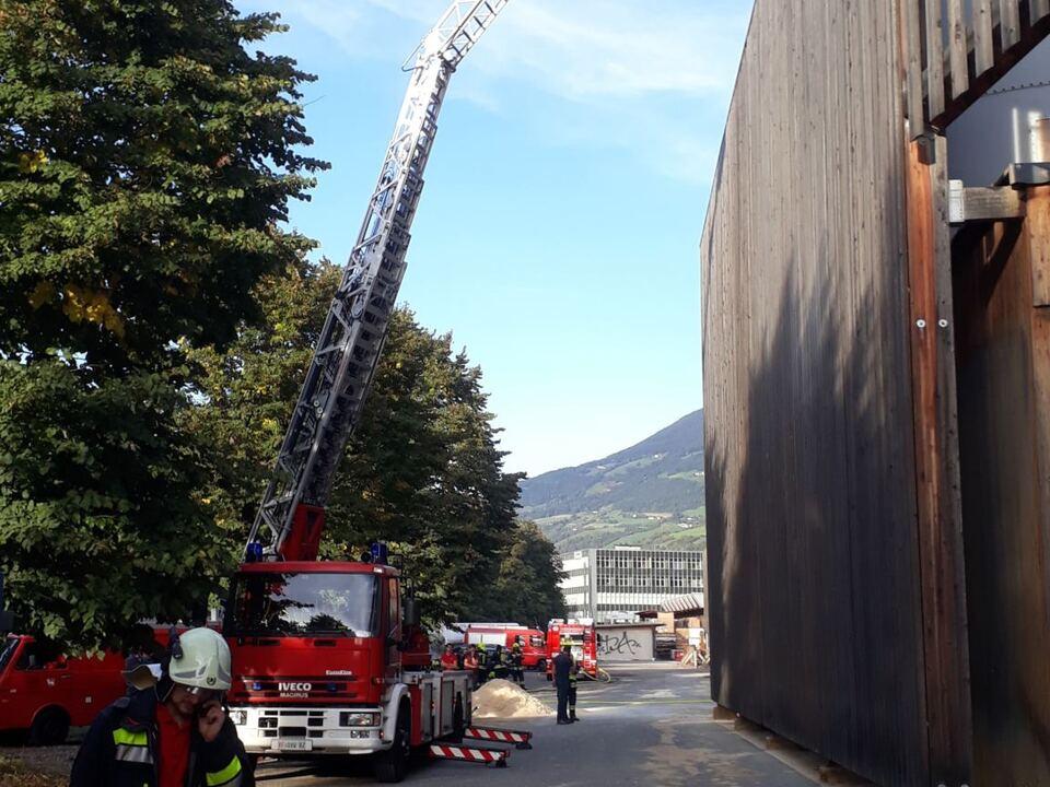 Feuerwehr von Brixen