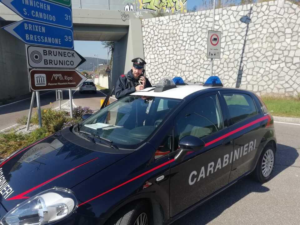 20181016 i carabinieri di brunico