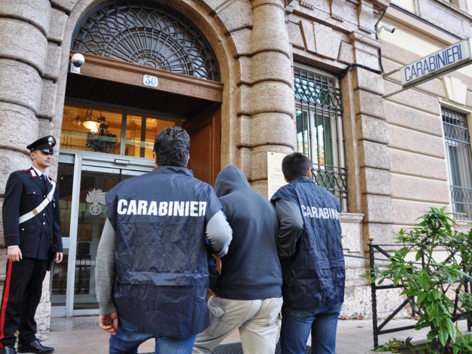 20181020 operazione PASSATORE - nucleo investigativo carabinieri bolzano