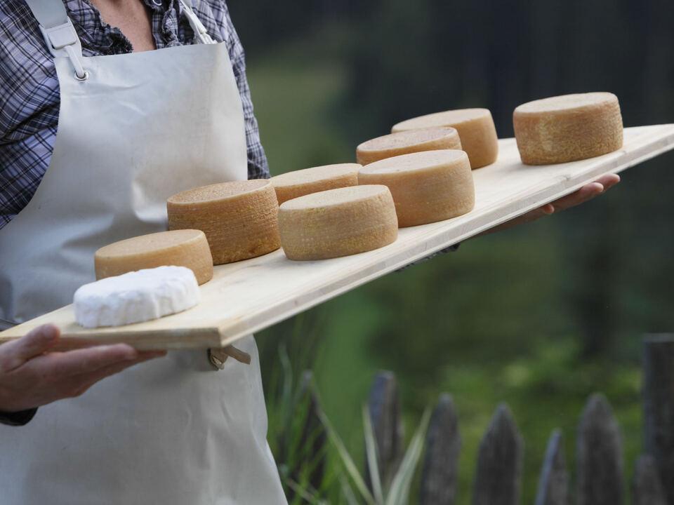 Algunder Bauernmarkt_Käse