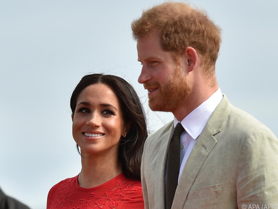 Am 1. November will das Paar nach Großbritannien zurückreisen