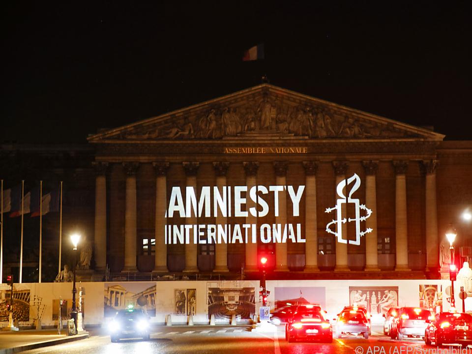 Amnesty fordert \