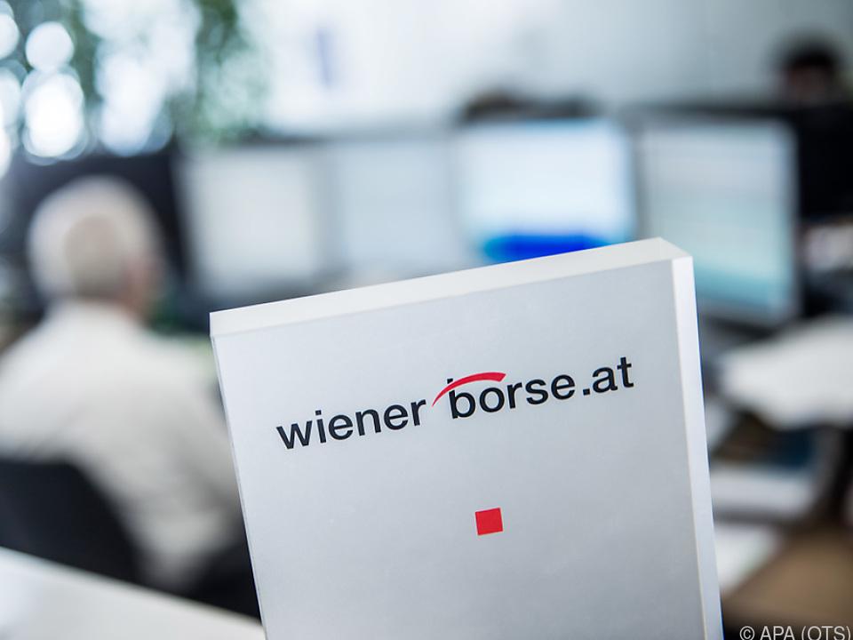 An der Wiener Börse wurde vermehrt gehandelt