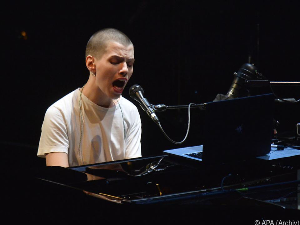 Anja Plaschg wird bei Konzerten bewundert