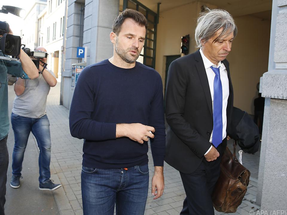 Auch Brügge-Trainer Ivan Leko zählt zu den Verhafteten