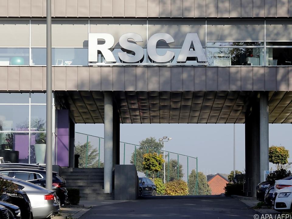 Auch der RSC Anderlecht wurde untersucht
