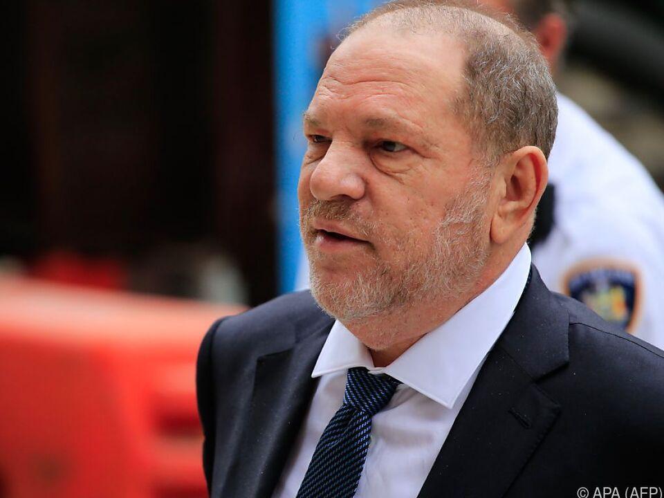 Berichte über Harvey Weinstein lösten die #MeToo-Bewegung aus