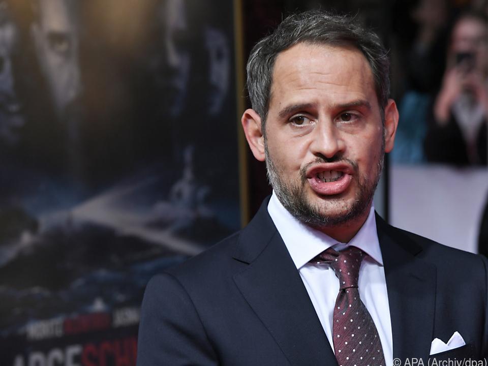 Bleibtreu spielt noch einmal Anwalt Friedrich Kronberg