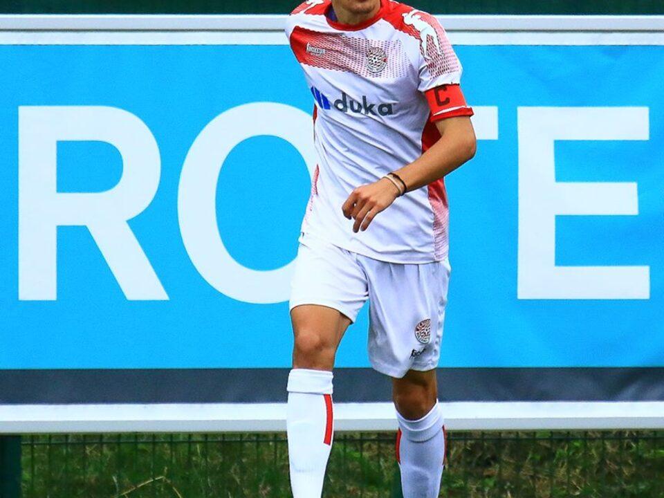 Berretti FCS Capitan Filippo Francescon
