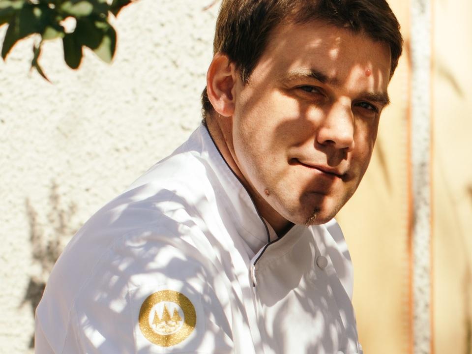 Chef Luis Haller