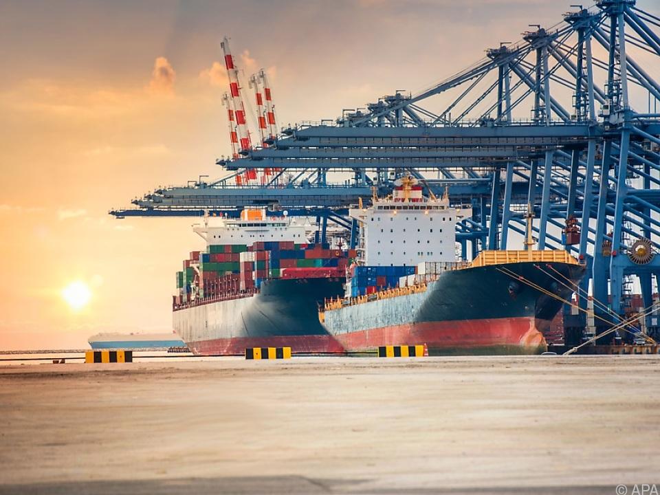 China ist besonders von Export abhängig
