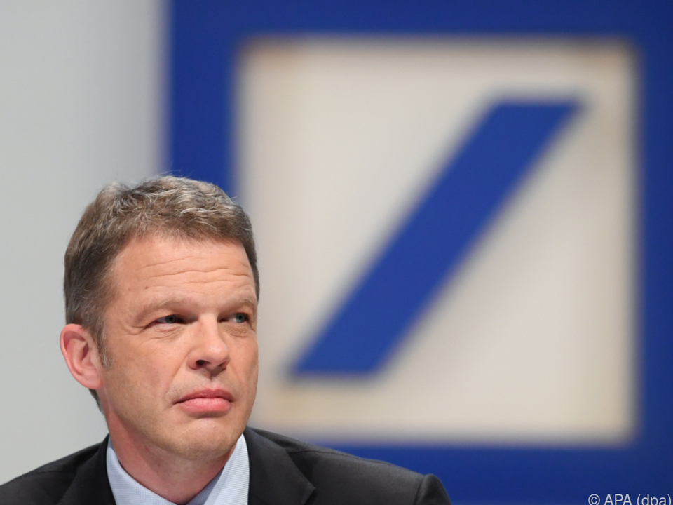 Christian Sewing übertraf die Erwartungen des Kapitalmarktes
