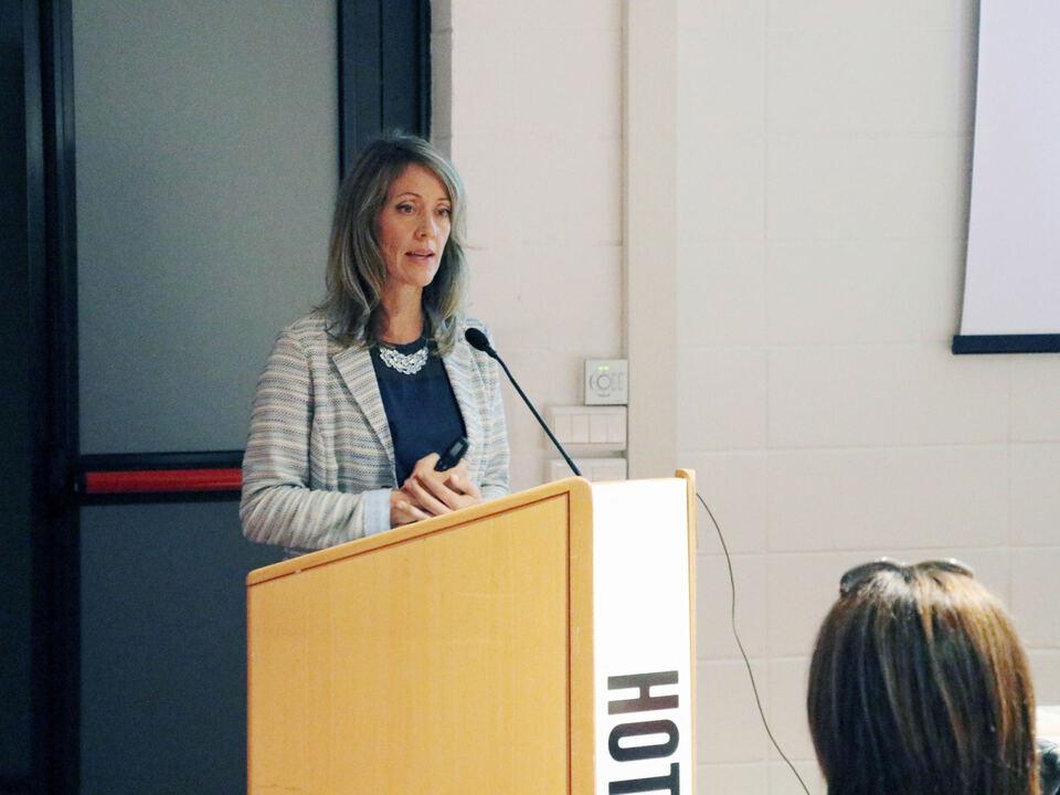 Christine Pfeifer; Architektin
