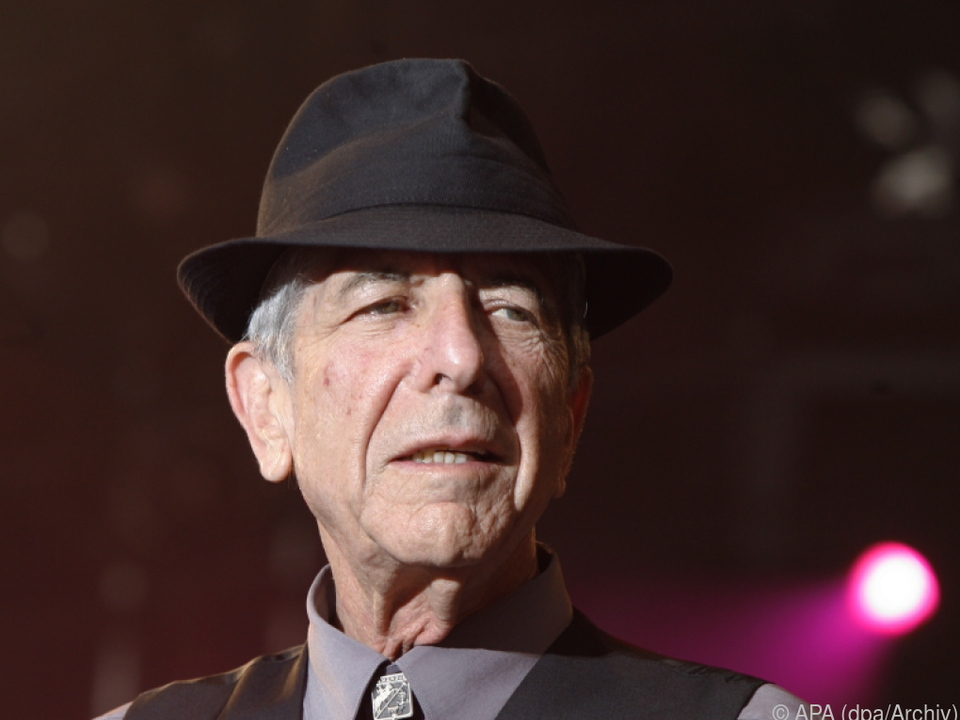 Cohen starb am 7. November 2016