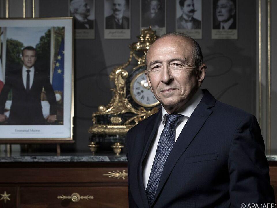 Collomb will wieder Bürgermeister von Lyon werden