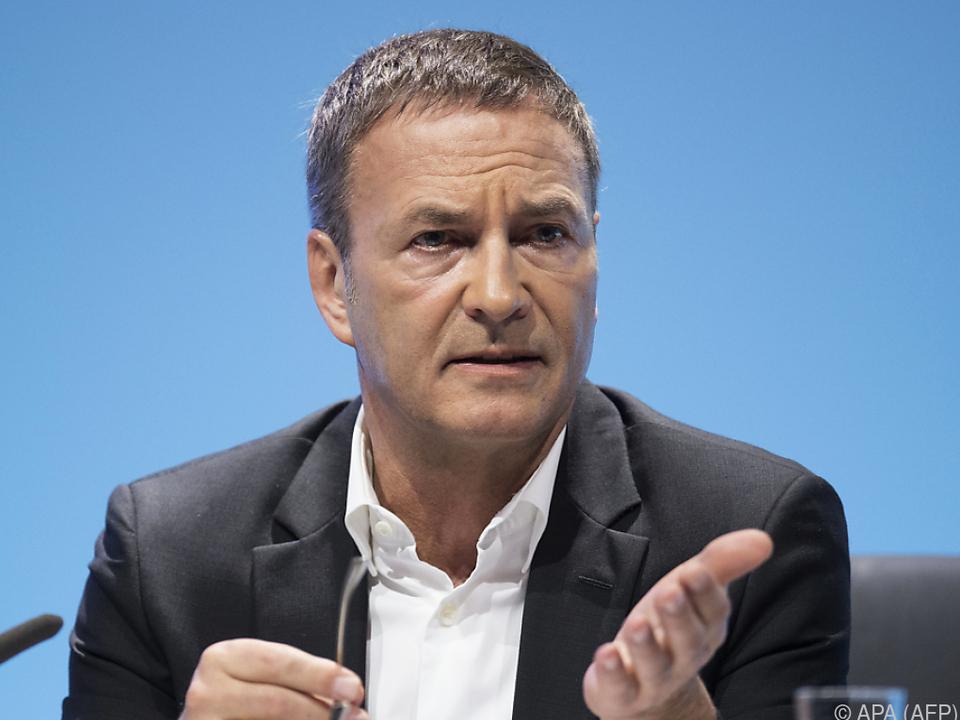 Daimler-Finanzchef Bodo Uebber