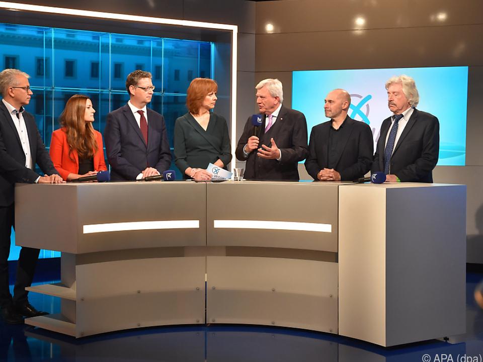 Das Ergebnis der Hessen-Wahl wurde ausführlich analysiert
