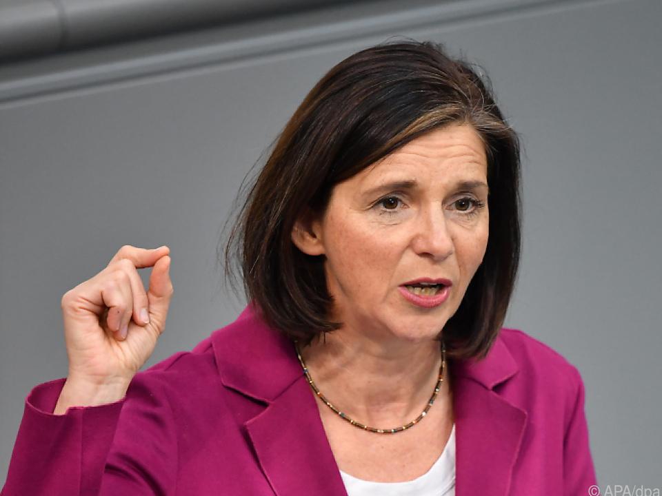 Das Gutachten wurde von den Grünen im Bundestag in Auftrag gegeben
