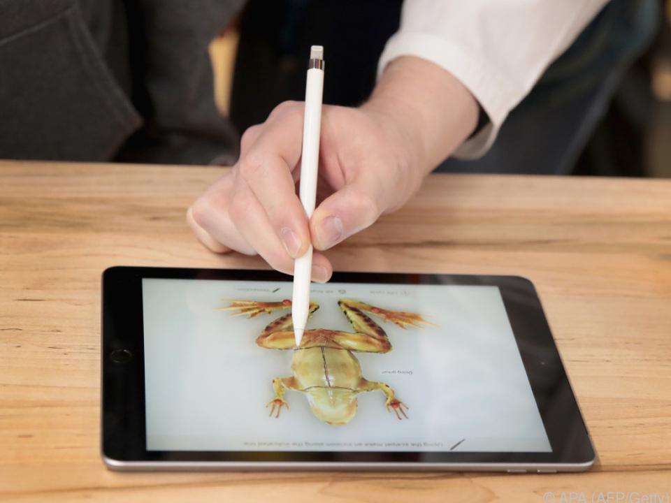 Das iPad bekommt noch dünnere Bildschirmränder