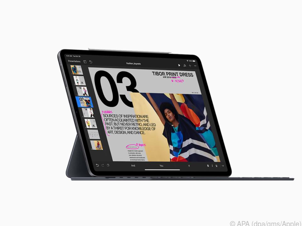 Apple passt das Design des iPad Pro an die aktuelle iPhone-Generation an